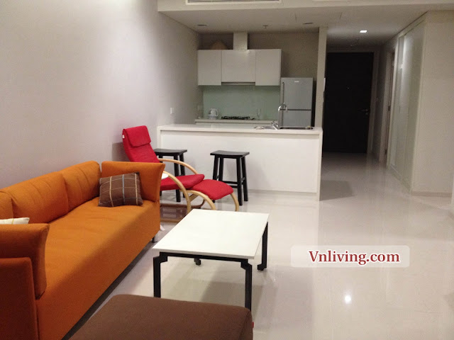 City Garden 1 bedroom apartment for rent fully furniture view city