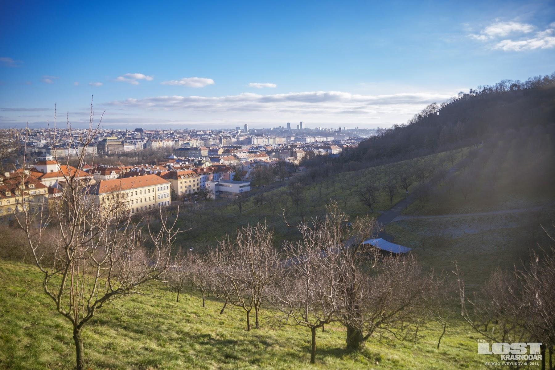 Petřín hill