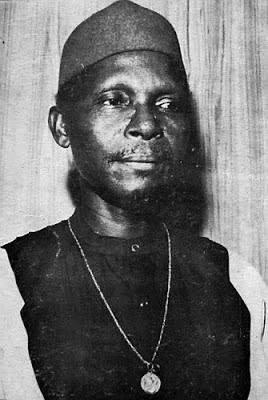 Charles Iwegbue His Archibogs Ekun Ekun