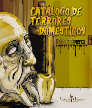 CATÁLOGO DE TERRORES DOMÉSTICOS