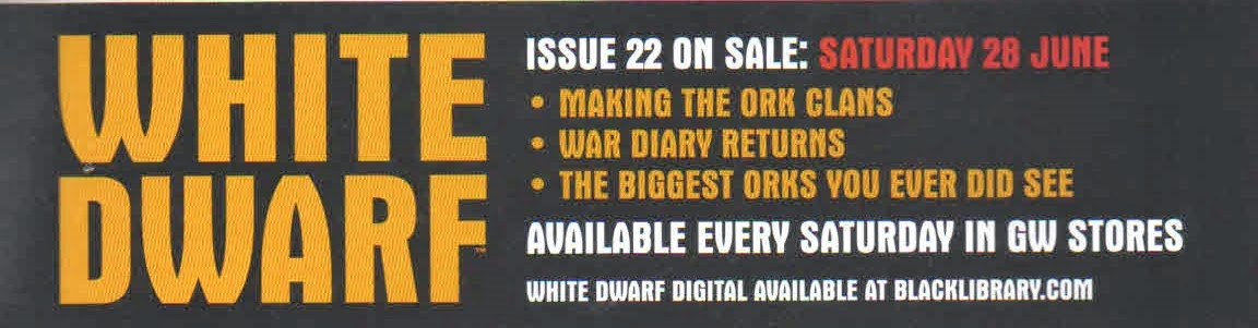 Avance de la White Dwarf 22