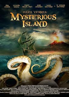 Mysterious Island – Gizemli Ada Türkçe Dublaj izle