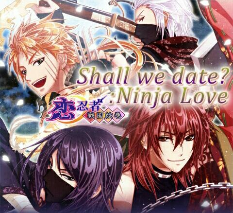 Shall we date ninja love online