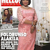 Hello! Nigeria Magazine presents Africa's Richest Woman Folorunsho Alakija as cover Icon