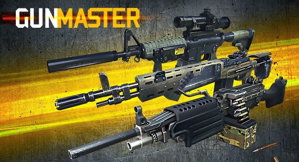 Gun Master 3D v1.01 Apk Mod [Unlocked / Unlimited Money]