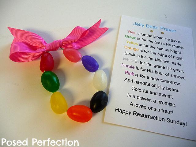 Jelly Bean Easter Bracelets