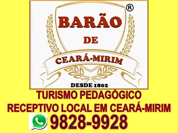 BARÃO DE CEARÁ-MIRIM RECEPTIVO