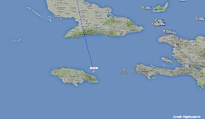 Mystery Flight Crashes at Sea; F-15's Scrambled