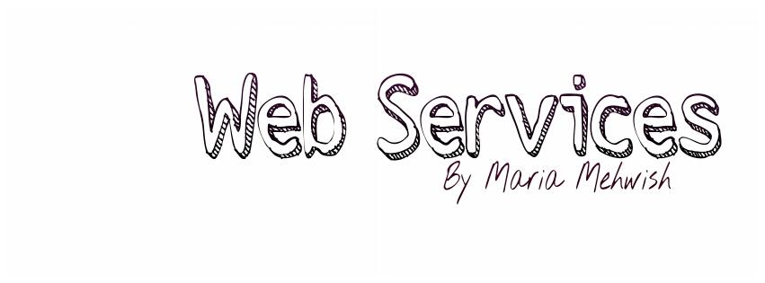 Maria's Web Services