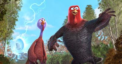 Vaya Pavos es el nuevo estreno de animación