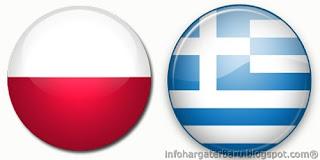Prediksi Polandia vs Yunani | Jadwal Euro Jum'at 8 Juni 2012