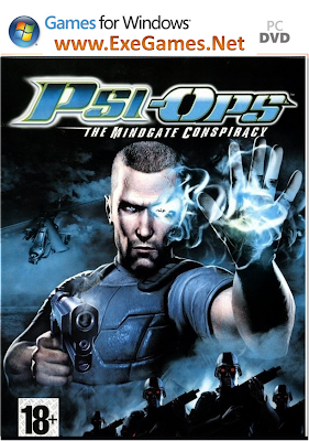 Psi-Ops The Mindgate Conspiracy Free Download PC Game Full Version