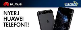 Nyerj egy Huawei P10-et!