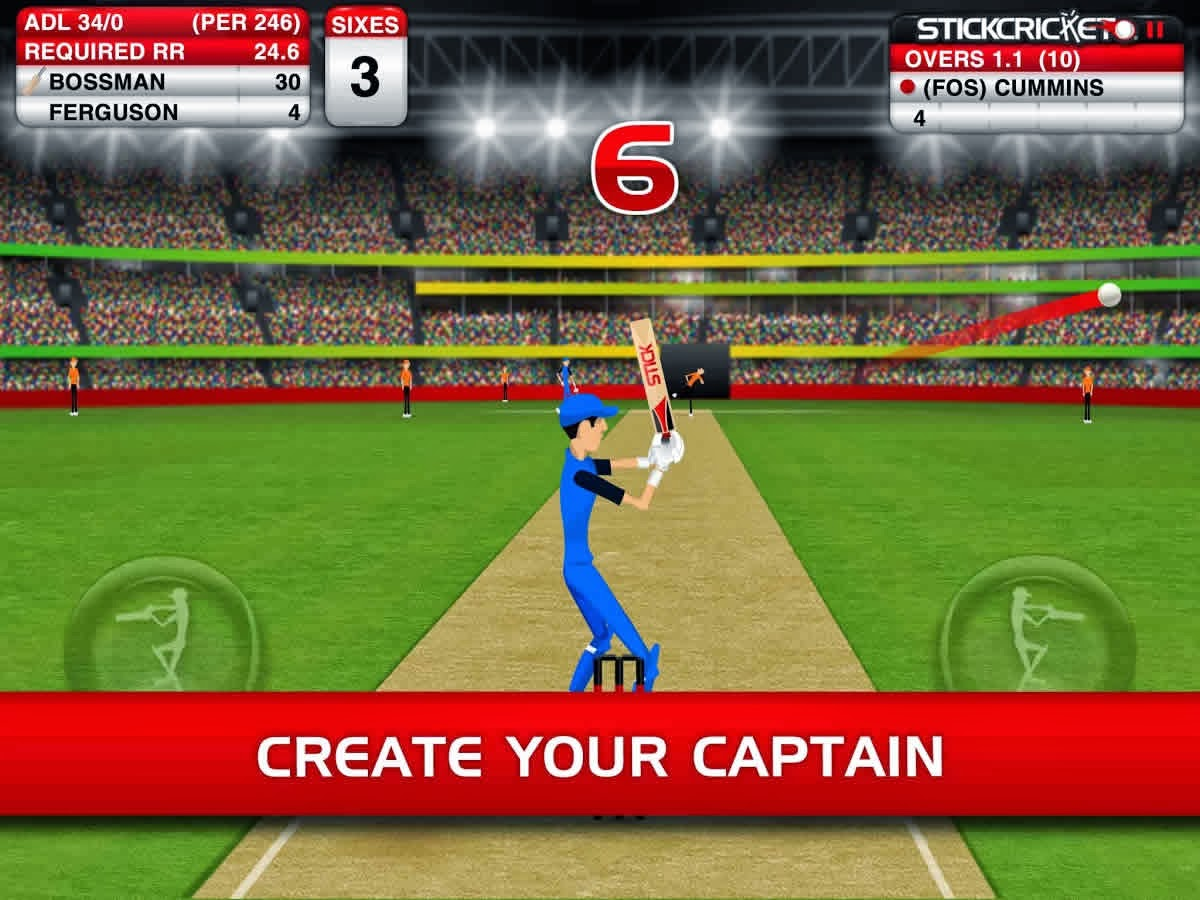 Stick Cricket Premier League v1.1.1 Hile Mod Apk İndir