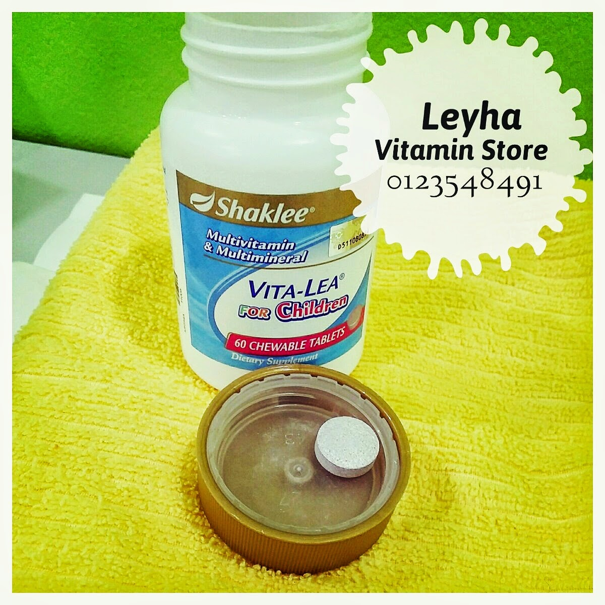 Vitalea for Children, Multivitamin Kanak-Kanak, Multivitamin budak-budak, multivitamin, vitamin for kids, vitamin for kid, supplemen kanak-kanak