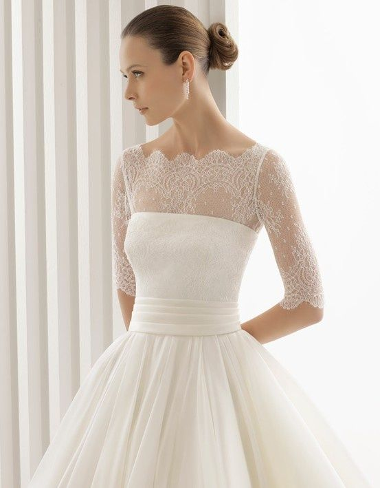 Wedding Dress Elegant Classic : My wedding dress a collection of vintage dresses