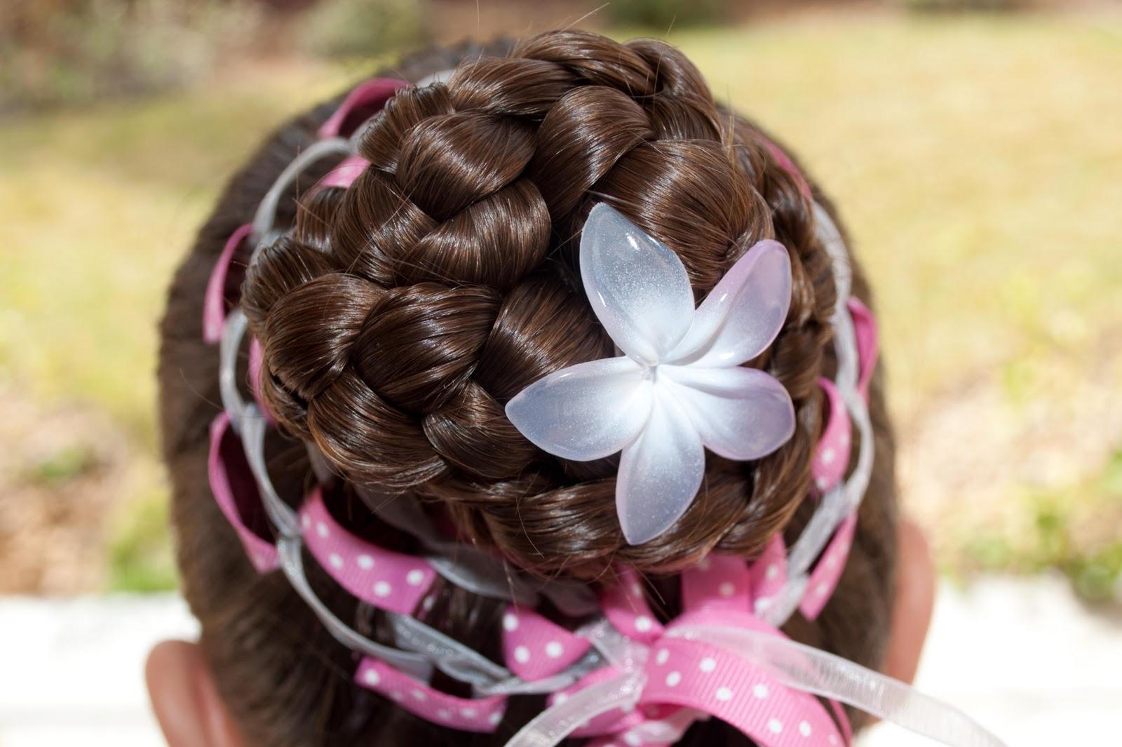 локоны прически на средние волосы фото