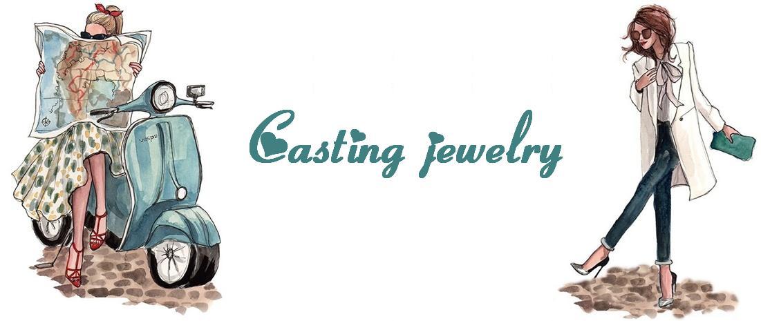 casting jewelry
