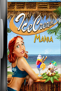 Ice Cream Mania Game-Cover