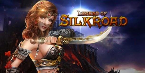 Salve os impérios antigos em Legend of Silkroad