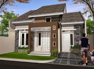 Desain Rumah Gratis Type 60
