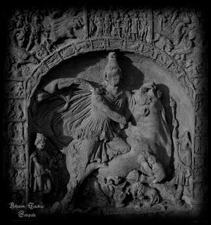 ein römische Steintafel