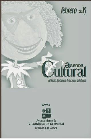 Agenda cultural Febrero 2015