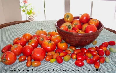 AnnieinAustin bowl of tomatoes