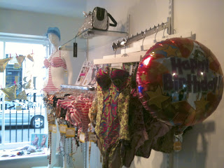 Paolita's first birthday pop-up shop
