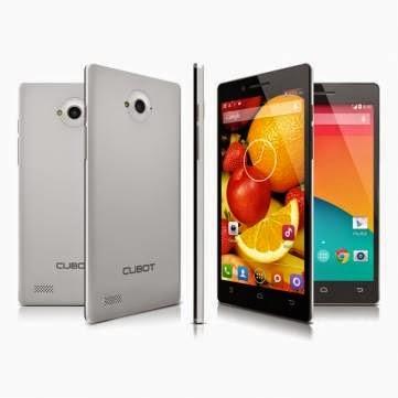CUBOT ZORRO 001 5-inch MSM8916 1.2GHz Quad-core LTE Smartphone