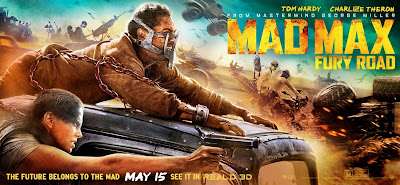 Mad Max Fury Road Banner Poster 3