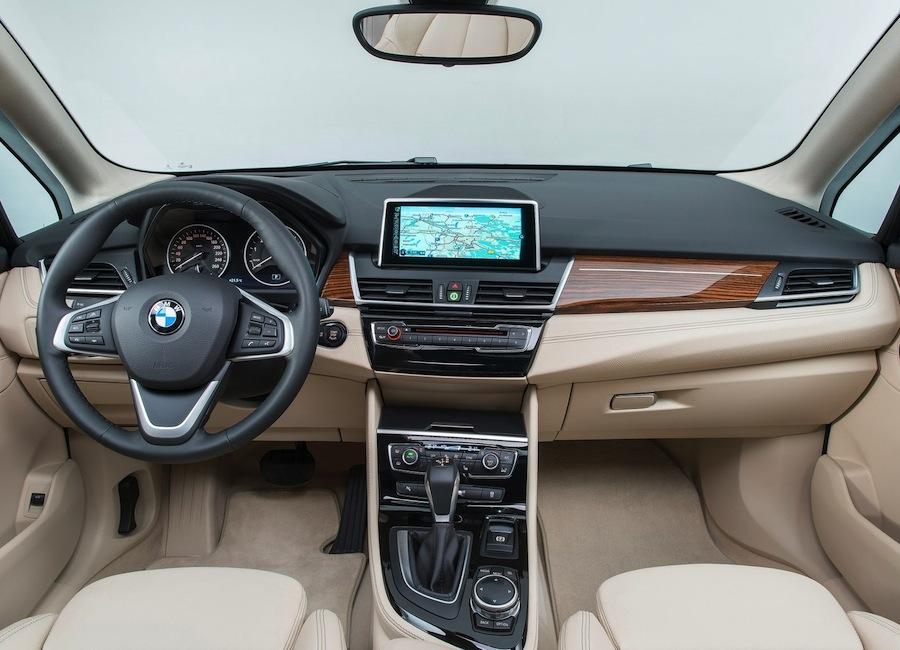 BMW 2シリーズ・アクティブツアラー