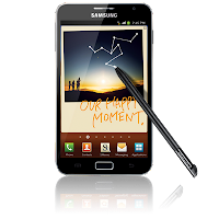 Samsung Galaxy Note: Smart Cell phone cum tablet PC