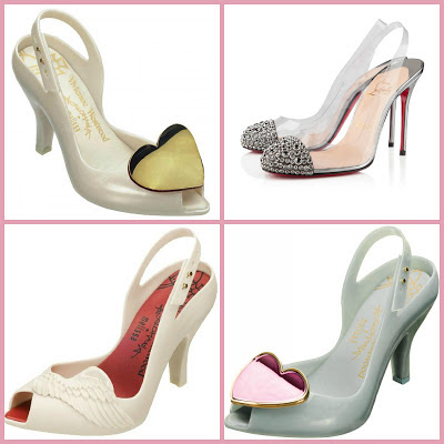 rubber wedding shoes