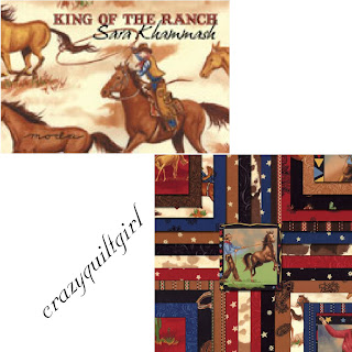 Moda KING OF THE RANCH Quilt Fabric by Sara Khammash