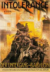 """Intolerance"" (1916)"
