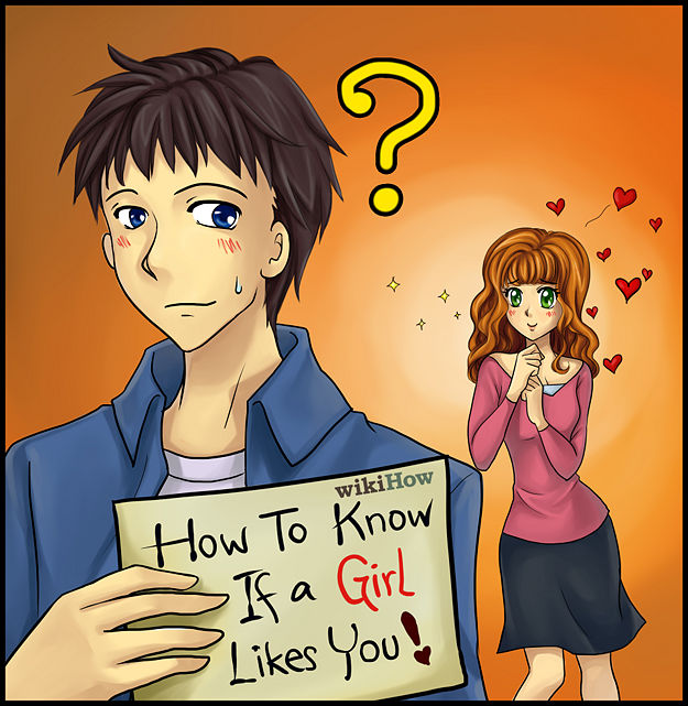 How To Know That Girl Likes You