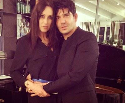 Franco Garna e Sabrina Tacchi foto