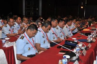 Kepala Staf Umum TNI Buka Rakor Komlek TNI
