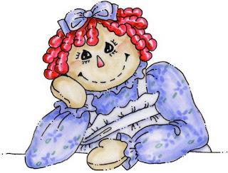 Imagens para decoupage de bonecas de pano