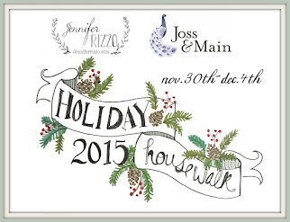 Jennifer Rizzo's Holiday House Walk - 2015