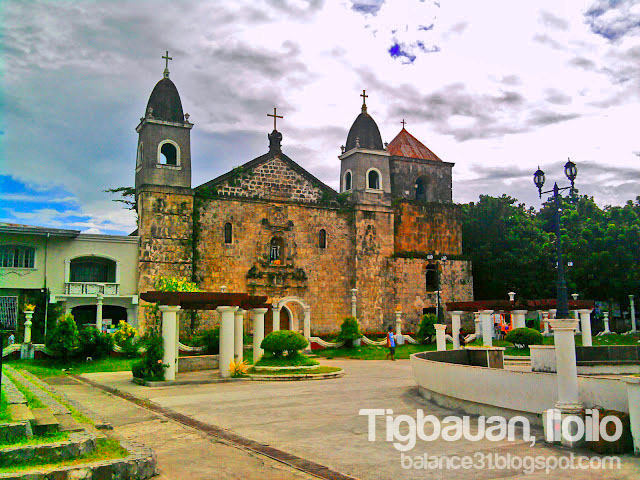 iloilo3 - Tigbauan Parish Church, Tigbauan, Iloilo Province - Philippine Photo Gallery