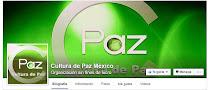Cultura de Paz Mx Facebook