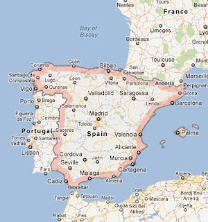 """Spain_google_satellite_map_recent_natural_disasters_in_spain"""