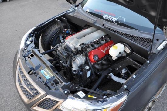 Tuning Saab 9 3 6 Coches Tuning Autos Modificados 2014