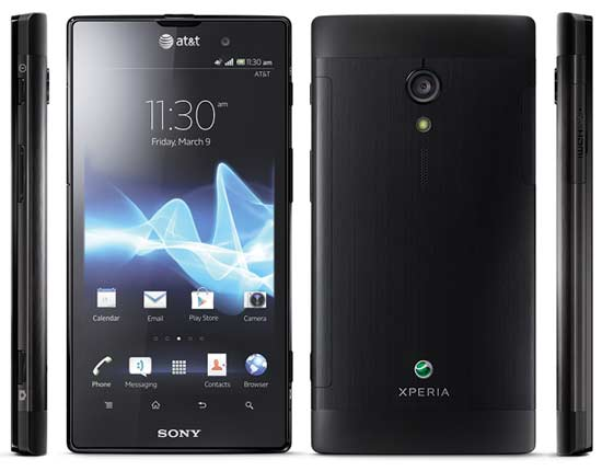 Disadvantages of Sony Xperia Ion 4g