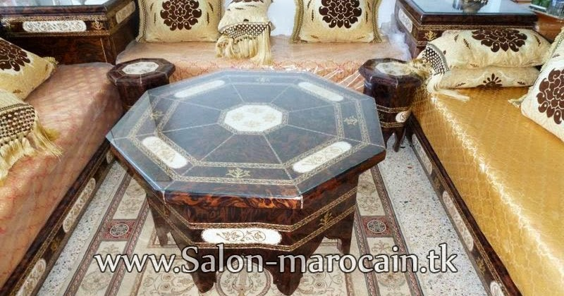 Salon marocain moderne 2013 2014 d coration salon marocain moderne 2016 for Decoration salon moderne 2013 en marron
