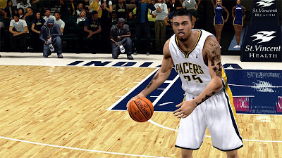NBA 2K13 Gerald Green Player Update