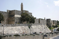 The Old City Gates
