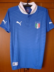 Jersey Italy Euro 2012 Home
